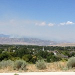 A fire in Utah? Really?