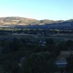 Atop a hill overlooking Cedar Hills and Highland