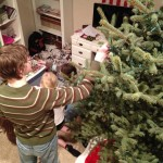 So the Tree needed some more Kas Care, so he took care of it