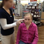 Zo is looking a little cautious about this, and not sure if she really wants this