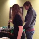 Most of the performers at the concert were BYU voice and music teachers, and had been involved in numerous plays, musicals, and operas all over the country, including Broadway.  The voices were incredible!  