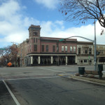I love some of the buildings in downtown Provo, they are very old and have a nice look to them